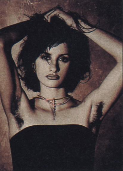 Jusqu'au bout des poils: Penelope Cruz - nature-du-corps