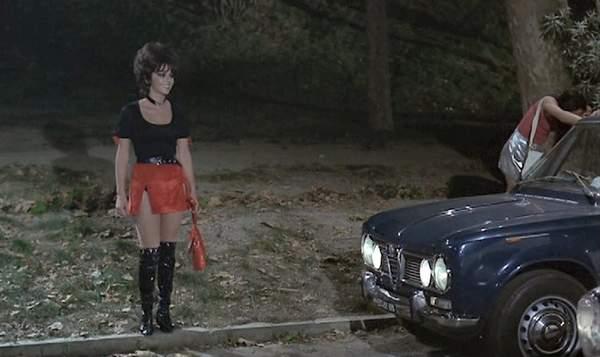 Prostituée de paris