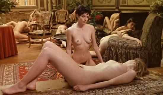 Dominique pinon nude